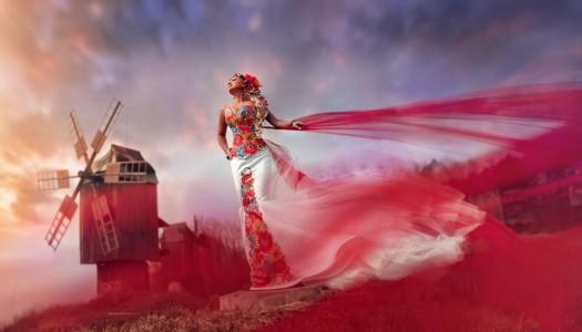 Етно-мода від Оксани Полонець