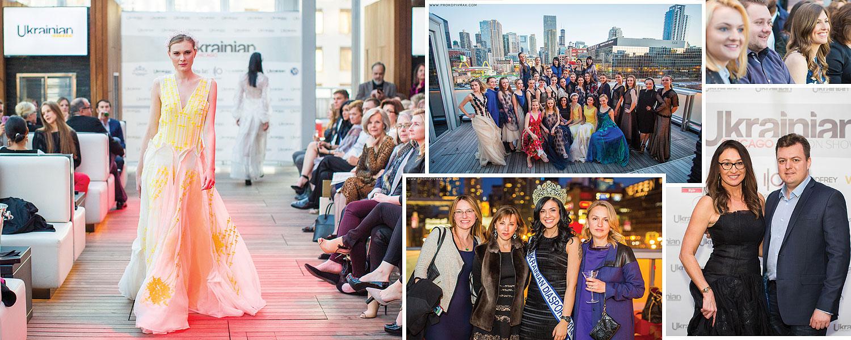 Ukrainian Chicago Fashion Show Boosts The Community