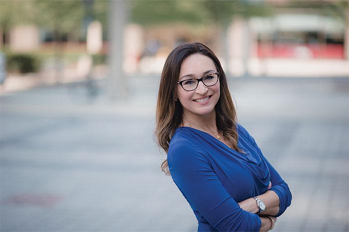 Natalie Martinez: I Keep Ukraine in My Headlines