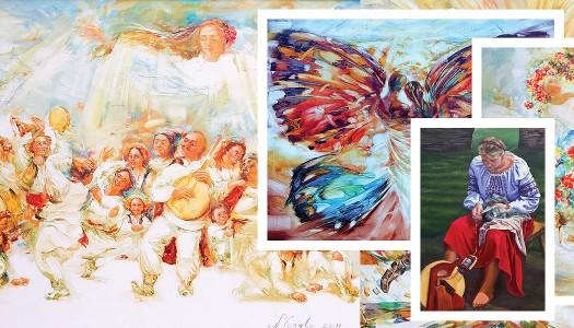 Natalia Tyaglo: Culture Inspires Art
