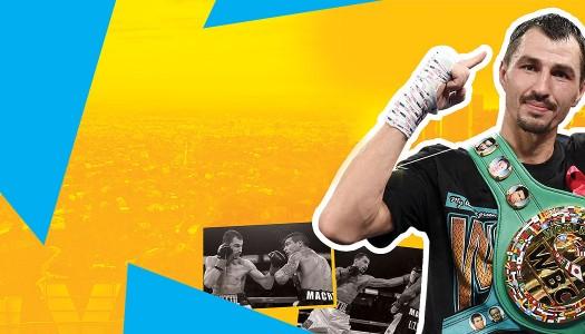 Віктор Постол – новий український чемпіон світу з боксу