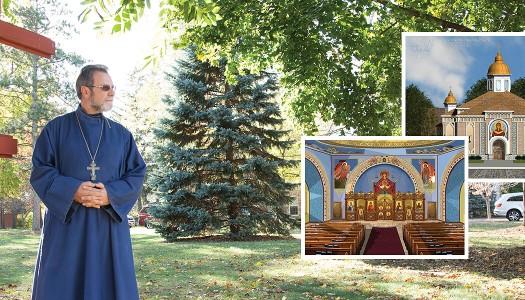 Нова українська церква буде…