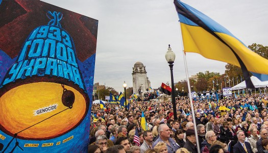 Ukrainian Holodomor: Washington's Newest Monument