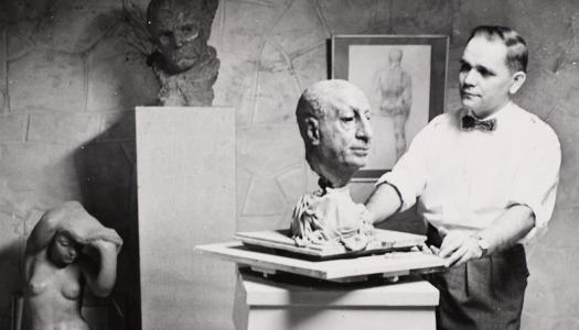 Славетні українці діаспори: Лео Мол – скульптор, митець, геній.